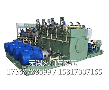 煤矿液压系统