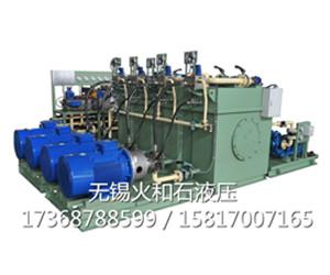 工业炉液压系统